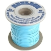 Vinyl Lacing Flat 100yds Light Blue